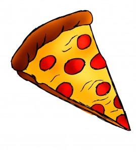 Pepperoni Pizza Clip Art ..