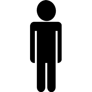 person clipart silhouette-person clipart silhouette-1