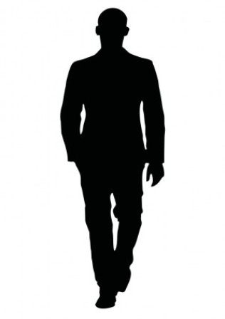 Person Clipart Silhouette | C - People Silhouette Clipart