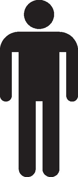Person Clipart Silhouette-person clipart silhouette-14