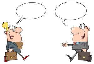 Person Talking Clip Art ..-Person Talking Clip Art ..-14