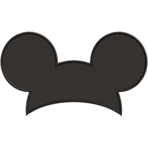... Personalized Mickey Mouse Ears Hat S-... personalized mickey mouse ears hat shirt disney custom applique ...-18
