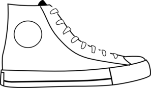 Pete The Cat Converse Shoes Clipart Images Pictures Becuo