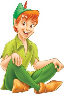 Peter Pan Clip Art. Peter Pan is the protagonist .