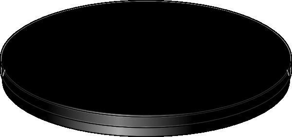 Petri Dish Clipart #1