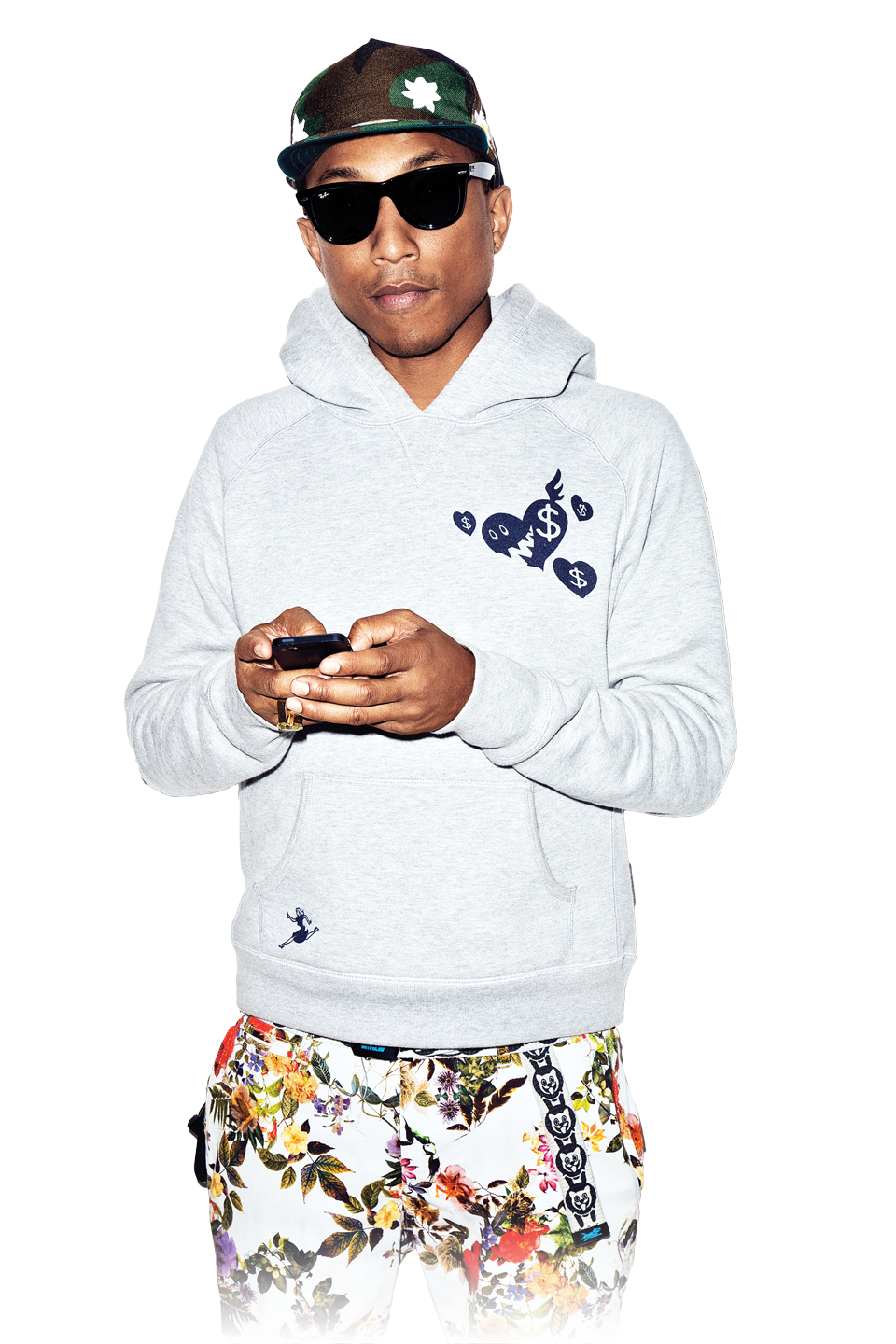 Pharrell Williams Png Pic PNG Image