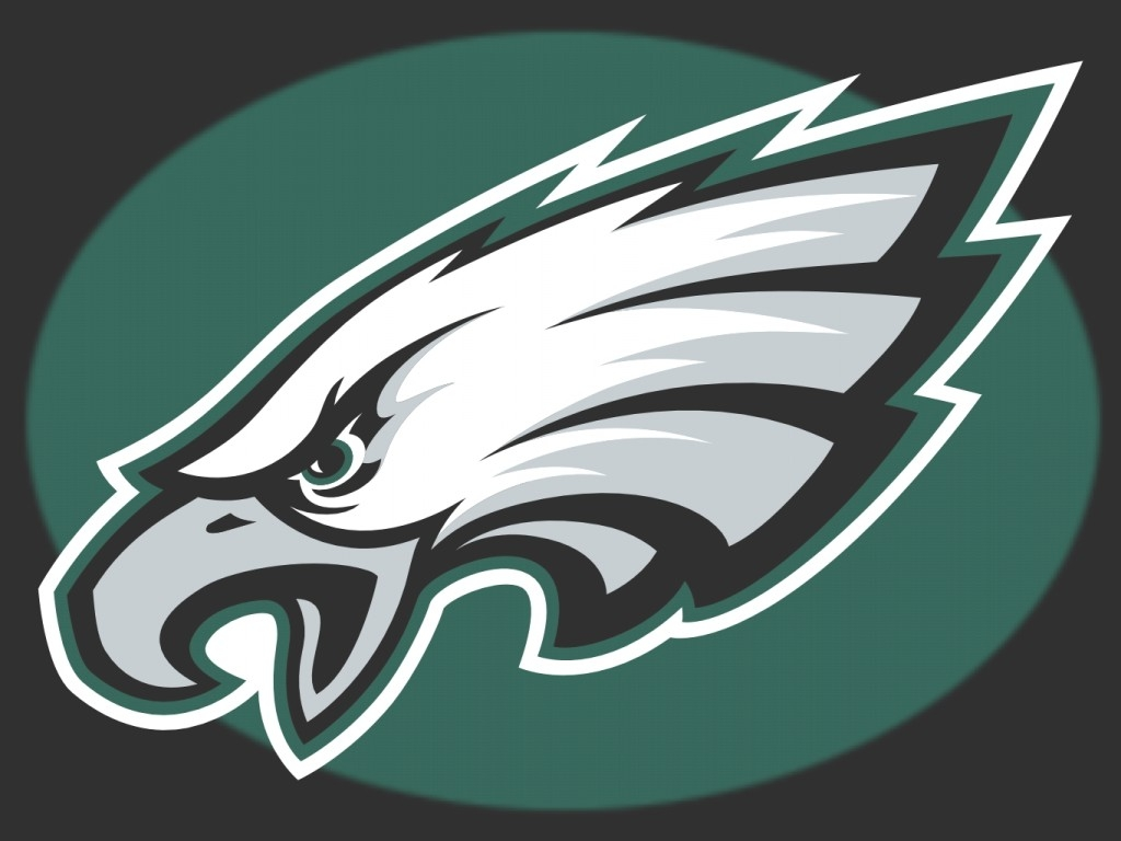 Good Eagle Clipart Philadelphia Eagles - Pencil And In Color Eagle in Eagles  Colors