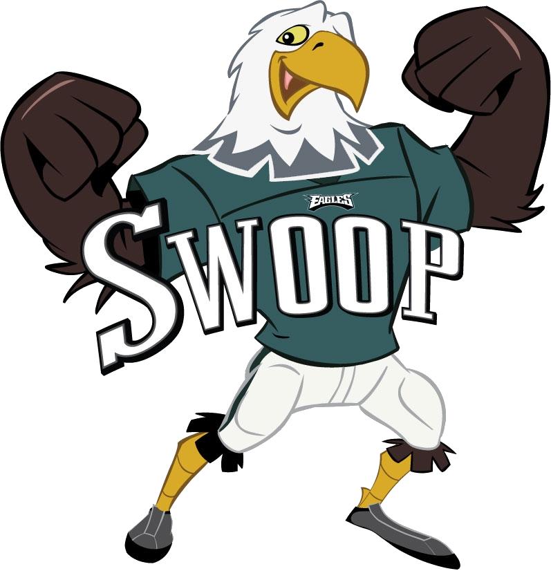 Philadelphia Eagles Mascot