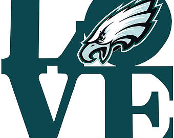Philadelphia Love Eagle ,Canvas Art (12 -Philadelphia Love Eagle ,Canvas Art (12 x 12) ,Eagle Art,Sports-19