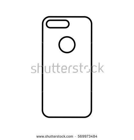 Google Pixel Phone case icon
