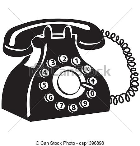 ... Phone Telephone Clip Art - Phone Telephone clip art