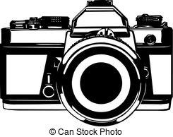 ... Photo Camera - handy phot - Camera Clip Art