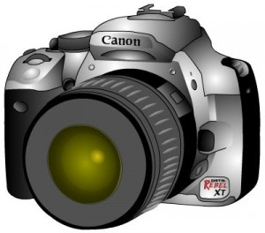 Photography Camera Clipart Black And Whi-Photography camera clipart black and white free images 3-15
