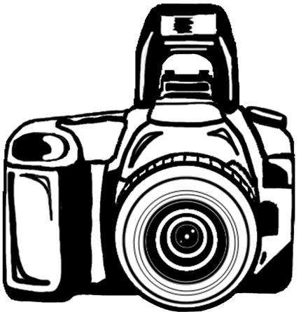 Photography camera clipart .