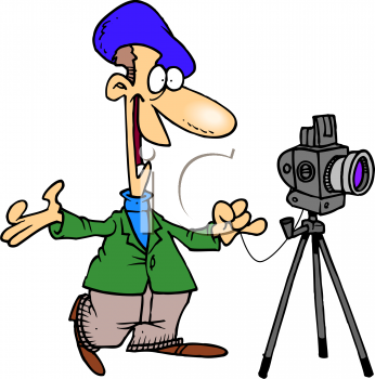 Image result for clipart photographer