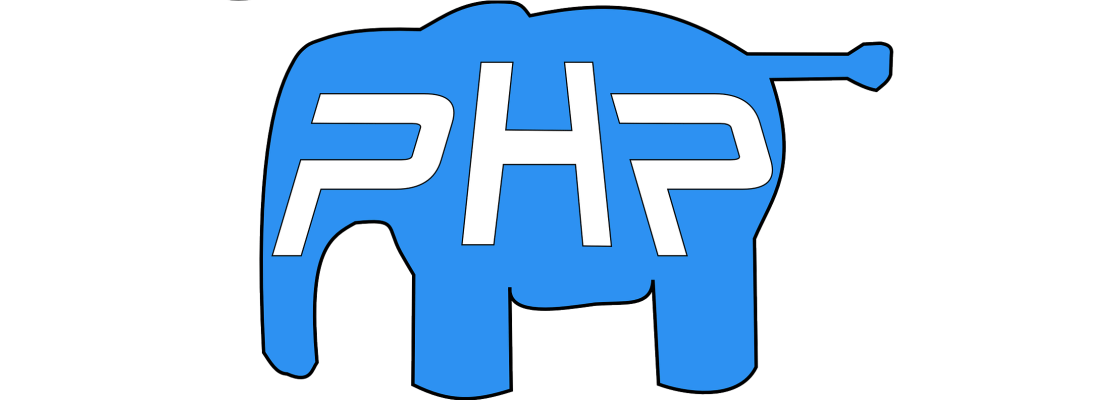 PHP elephant - Php Clipart