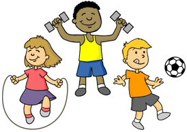 Physical Activity Clip Art ... Pieces Of-Physical Activity Clip Art ... Pieces Of Art In Your Next .-6