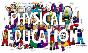 Physical Education Clip Art-Physical Education Clip Art-1