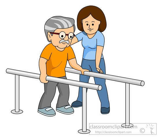 Physical Therapy Clipart. physical-therapy-learning-to- .