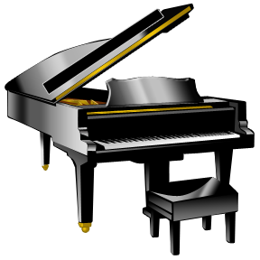 Pianist Clipart Piano Clipart