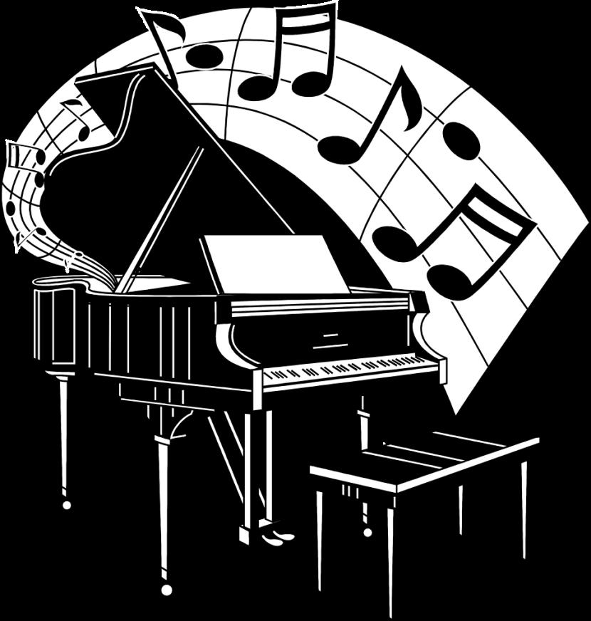 piano clipart-piano clipart-3