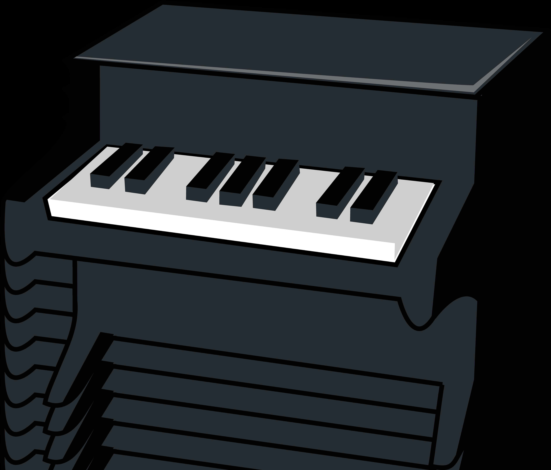 Piano Clip Art-Piano Clip Art-1