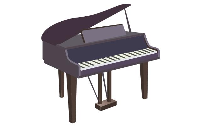 Piano clip art free clipart .