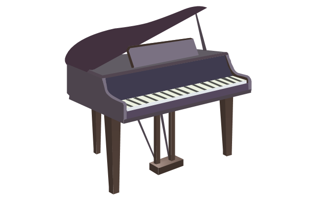 Piano clip art free clipart .-Piano clip art free clipart .-6