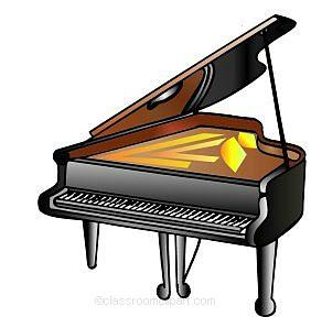 Piano clip art free vector in open offic-Piano clip art free vector in open office drawing svg svg 2-14
