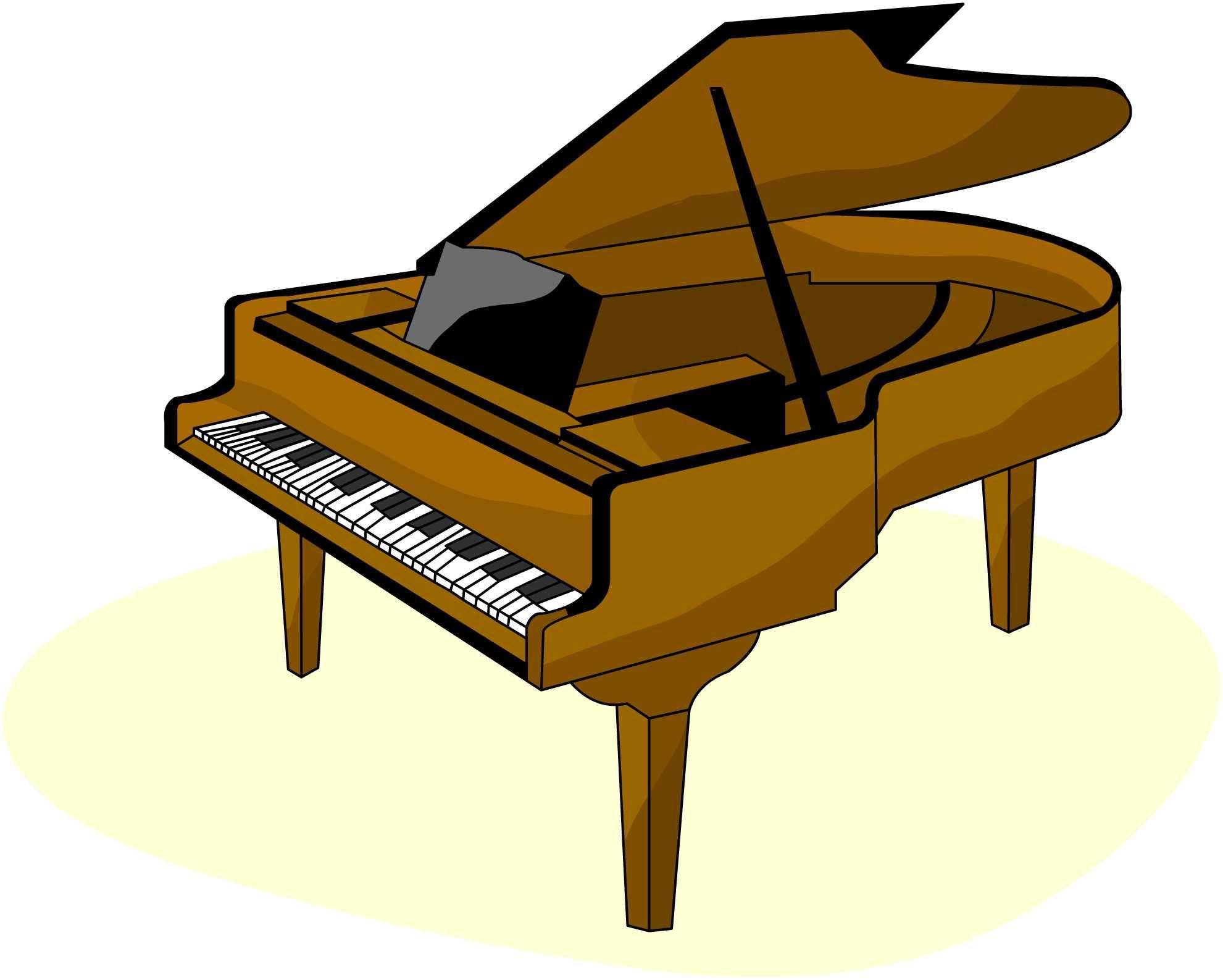 Piano Clip Art-Piano Clip Art-0