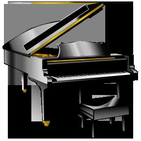 piano clipart-piano clipart-11