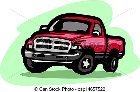 Pickup Truck Clip Artby ...