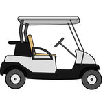 Pics Photos Cart Man Jpg Golf Cart Golf Clipart Golf Clipart Balls