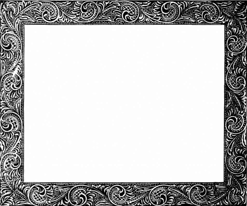Picture frame clip art free free clipart images cliparting