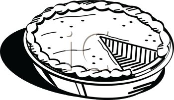 Picture Of A Fresh Pumpkin Pie .-Picture of a Fresh Pumpkin Pie .-7