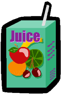 Picture Of A Juice Box