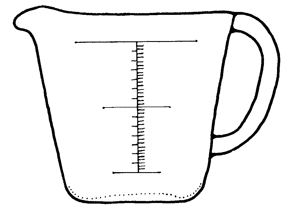 Picture Of A Measuring Cup Cliparts Co-Picture Of A Measuring Cup Cliparts Co-6