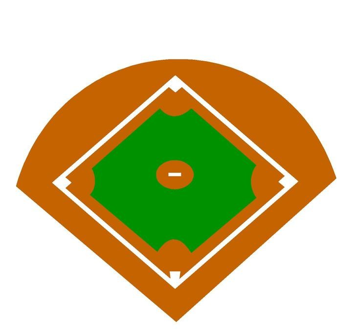 Picture Of Baseball Diamond-Picture Of Baseball Diamond-16