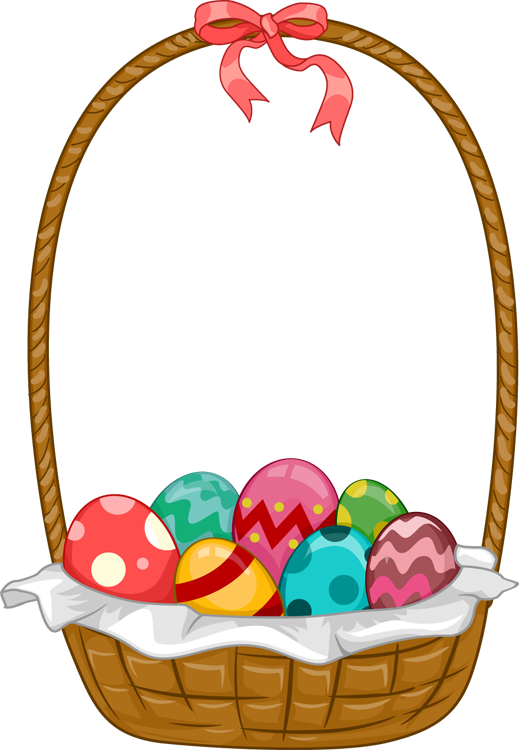 Picture Of Easter Basket Clipart Best
