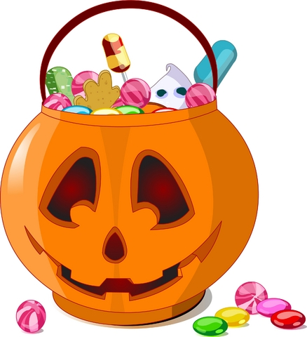 Picture Of Halloween Candy u0026middot; Halloween Candy Clipart Free