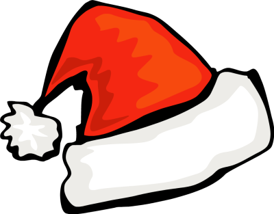 Picture Of Santa Hat Cliparts Co
