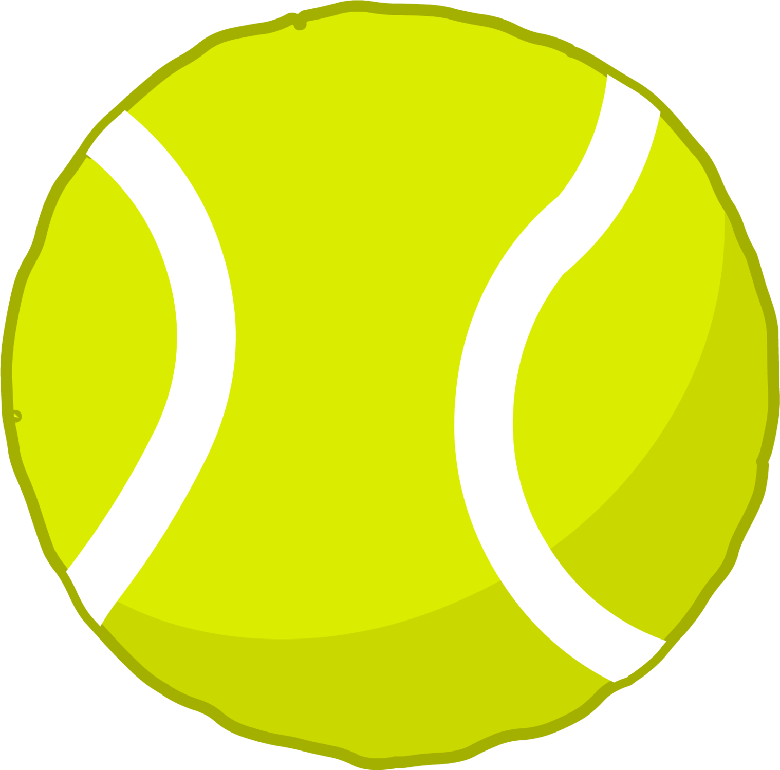 Picture of tennis ball clipar - Tennis Ball Clip Art