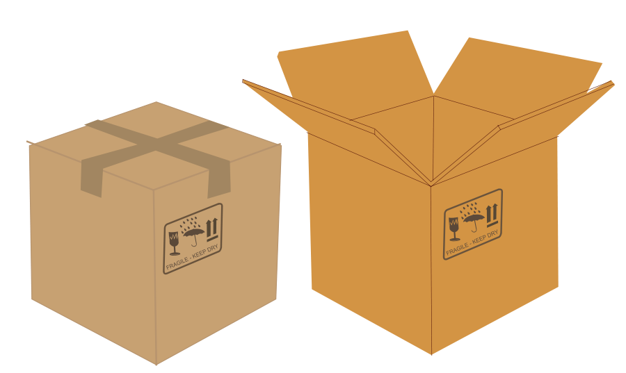 Pictures Of Boxes
