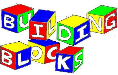 Pictures Of Building Blocks .