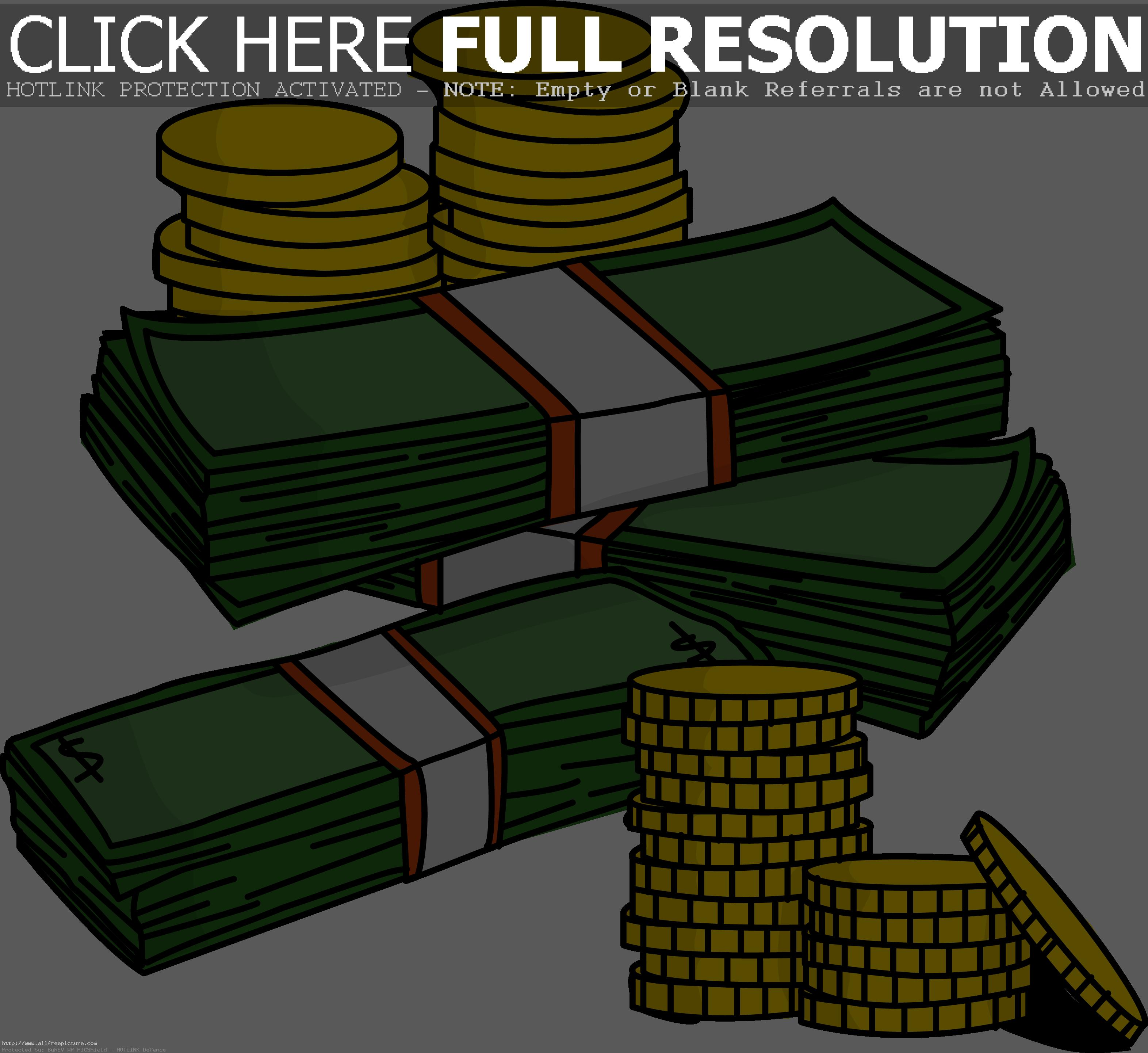 Pictures of money clip art -  - Clipart Of Money