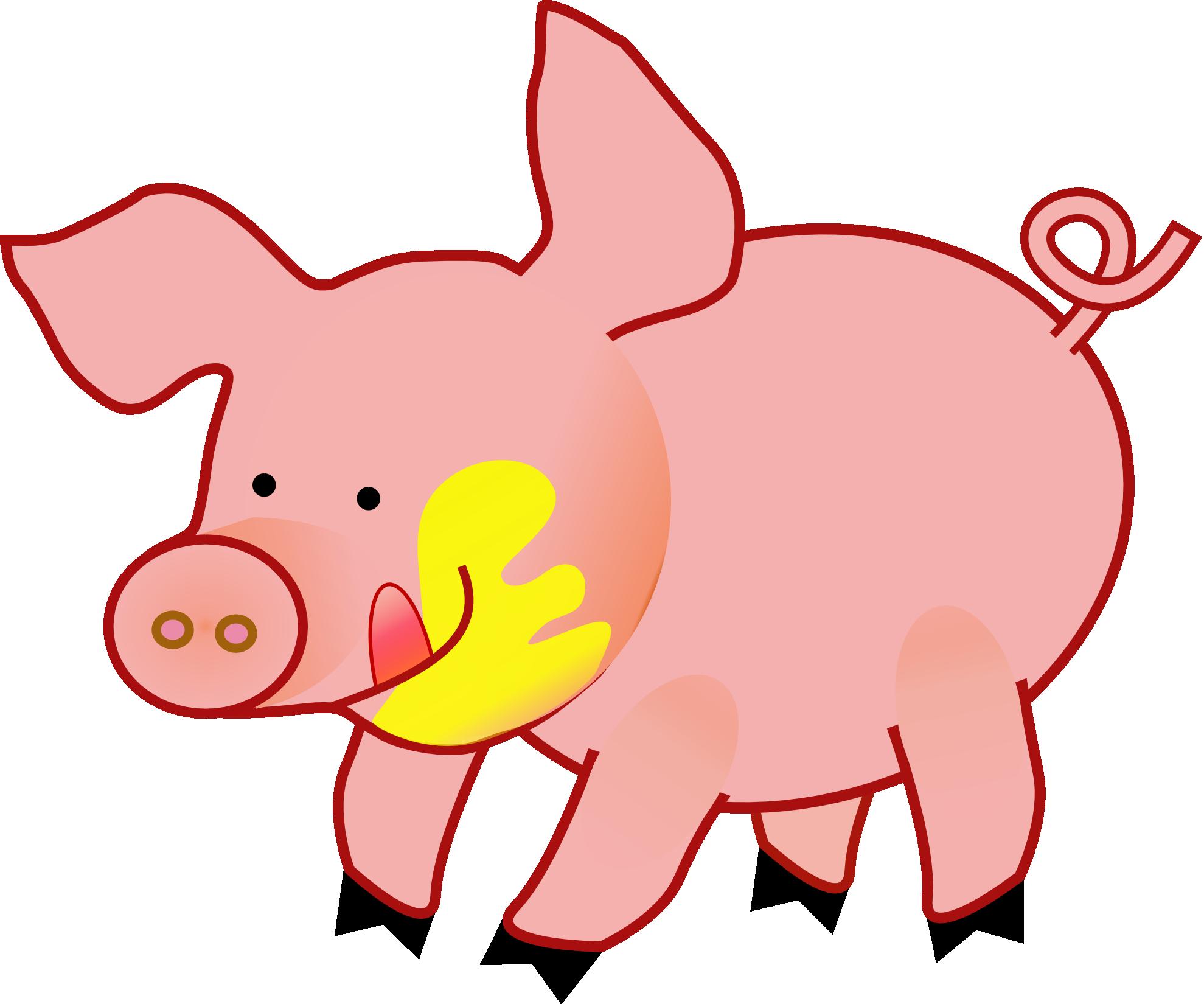 pig clipart-pig clipart-11
