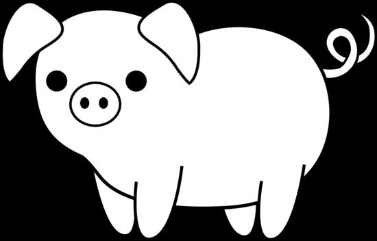 Pig Clip Art-Pig Clip Art-17