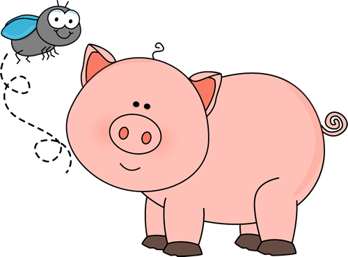 Pig Clip Art-Pig Clip Art-11
