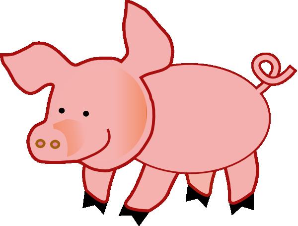 Pig Clip Art-Pig Clip Art-12
