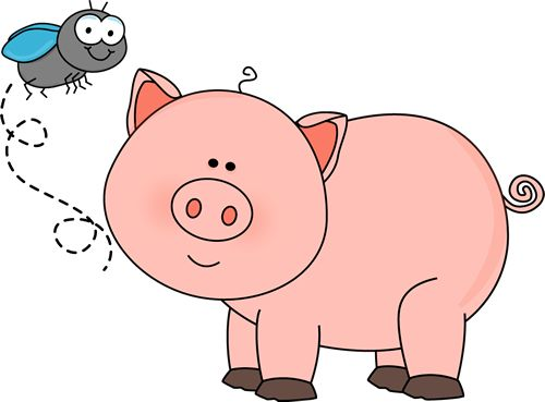 Pig Clip Art Images Free For . The o